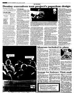 Syracuse Post Standard, March 20, 2005, Page 56