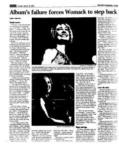 Syracuse Post Standard, March 20, 2005, Page 121