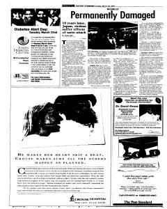 Syracuse Post Standard, March 20, 2005, Page 247