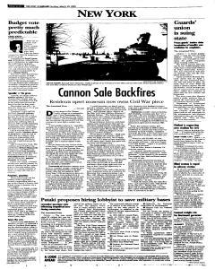 Syracuse Post Standard, March 20, 2005, Page 317