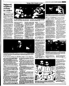 Syracuse Post Standard, March 20, 2005, Page 244