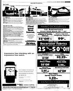 Syracuse Post Standard, March 20, 2005, Page 256