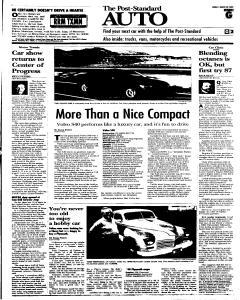 Syracuse Post Standard, March 20, 2005, Page 71
