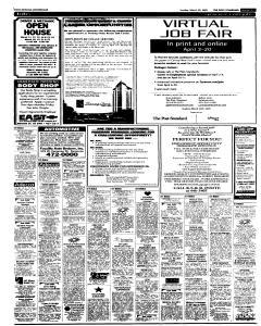 Syracuse Post Standard, March 20, 2005, Page 63