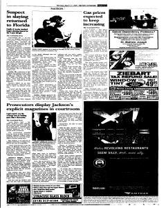 Syracuse Post Standard, March 21, 2005, Page 96