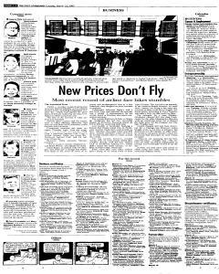 Syracuse Post Standard, March 22, 2005, Page 20