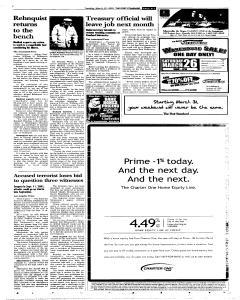 Syracuse Post Standard, March 22, 2005, Page 7