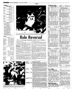 Syracuse Post Standard, March 24, 2005, Page 32