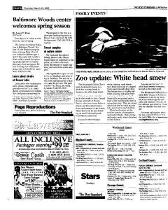 Syracuse Post Standard, March 24, 2005, Page 56
