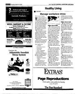 Syracuse Post Standard, March 24, 2005, Page 104