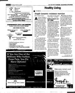 Syracuse Post Standard, March 24, 2005, Page 106