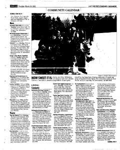 Syracuse Post Standard, March 24, 2005, Page 126