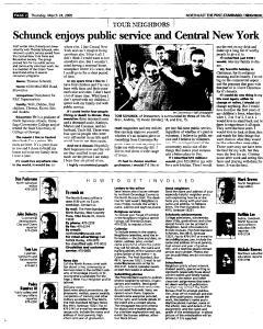 Syracuse Post Standard, March 24, 2005, Page 134