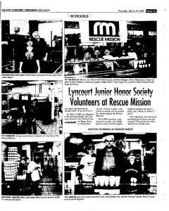 Syracuse Post Standard, March 24, 2005, Page 175