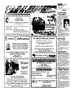 Syracuse Post Standard, March 24, 2005, Page 198