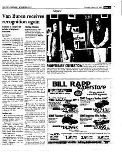 Syracuse Post Standard, March 24, 2005, Page 309
