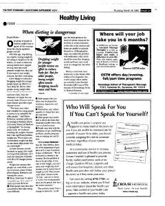 Syracuse Post Standard, March 24, 2005, Page 319