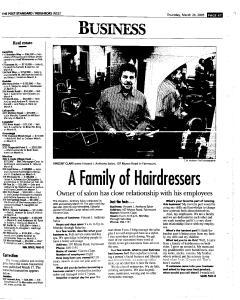 Syracuse Post Standard, March 24, 2005, Page 333