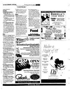 Syracuse Post Standard, March 24, 2005, Page 73