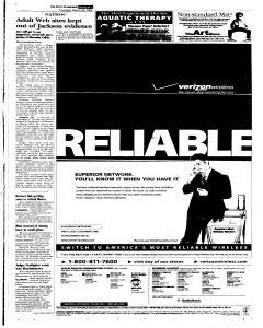 Syracuse Post Standard, March 24, 2005, p. 3