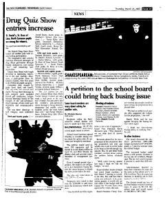 Syracuse Post Standard, March 24, 2005, Page 229