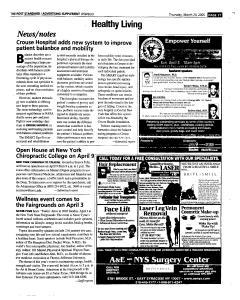 Syracuse Post Standard, March 24, 2005, Page 503