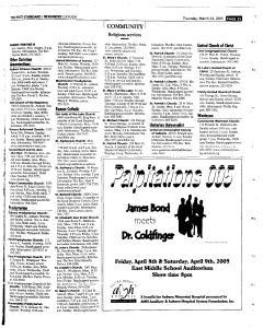 Syracuse Post Standard, March 24, 2005, Page 441