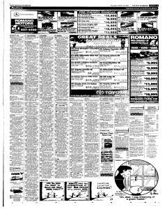 Syracuse Post Standard, March 24, 2005, Page 43