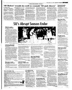 Syracuse Post Standard, March 25, 2005, Page 99