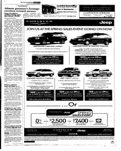 Syracuse Post Standard, March 25, 2005, Page 61