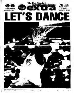Syracuse Post Standard, March 25, 2005, Page 107