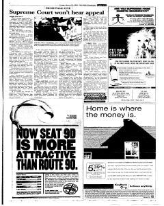 Syracuse Post Standard, March 25, 2005, Page 93