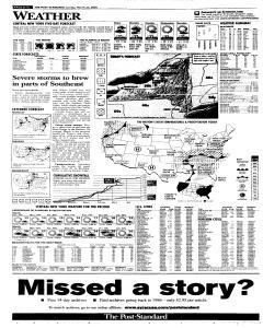 Syracuse Post Standard, March 27, 2005, Page 50