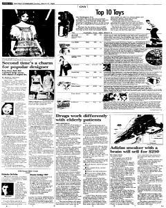Syracuse Post Standard, March 27, 2005, Page 89