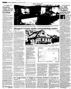 Syracuse Post Standard, March 27, 2005, Page 95