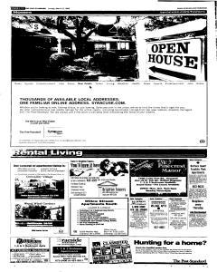 Syracuse Post Standard, March 27, 2005, Page 105