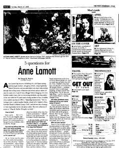 Syracuse Post Standard, March 27, 2005, Page 113