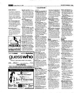 Syracuse Post Standard, March 27, 2005, Page 125