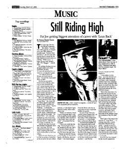 Syracuse Post Standard, March 27, 2005, Page 130