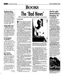 Syracuse Post Standard, March 27, 2005, Page 132