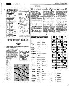 Syracuse Post Standard, March 27, 2005, Page 140