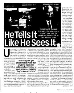Syracuse Post Standard, March 27, 2005, Page 180