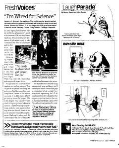 Syracuse Post Standard, March 27, 2005, Page 186