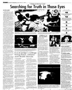 Syracuse Post Standard, March 27, 2005, Page 198