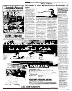 Syracuse Post Standard, March 27, 2005, Page 204
