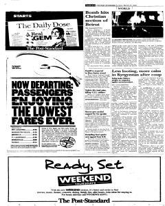 Syracuse Post Standard, March 27, 2005, Page 222