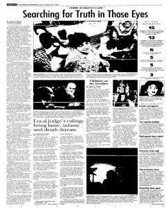 Syracuse Post Standard, March 27, 2005, Page 224