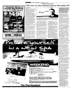 Syracuse Post Standard, March 27, 2005, Page 230