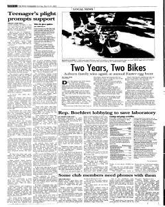 Syracuse Post Standard, March 27, 2005, Page 236