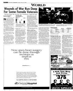Syracuse Post Standard, March 27, 2005, Page 272